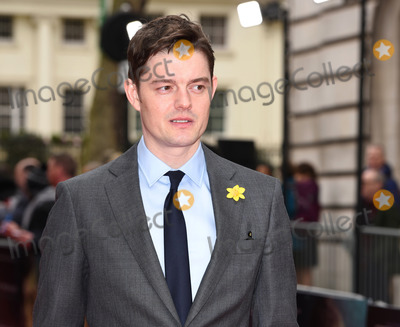 Sam Riley Photo - London UK Sam Riley at Radioactive UK Premiere held at Cuzon Mayfair London on Sunday 8 March 2020 Ref LMK392-2982-080320Vivienne VincentLandmark Media WWWLMKMEDIACOM