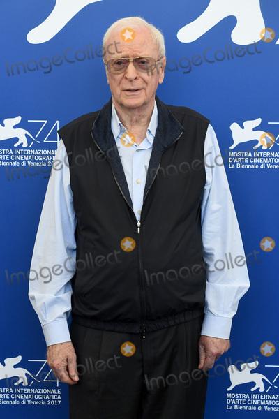 Michael Caine Photo - VeniceItaly Michael Caine at  the photocall for My Generation at the 74th Venice Film Festival 5th September 2017  RefLMK200-S647-050917Landmark MediaWWWLMKMEDIACOM