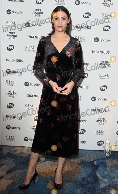 Nadine Shah Photo - London UK Nadine Shah at Music Industry Trusts Awards at  Grosvenor House Park Lane London  on Monday  5th November 2018 Ref LMK73-J2897-061118Keith MayhewLandmark MediaWWWLMKMEDIACOM