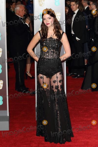 Anya Taylor-Joy Photo - London UK Anya Taylor-Joy at EE British Academy Film Awards 2018 - Red Carpet Arrivals at the Royal Albert Hall London on Sunday February 18th 2018 Ref LMK73 -J1591-190218Keith MayhewLandmark Media WWWLMKMEDIACOM