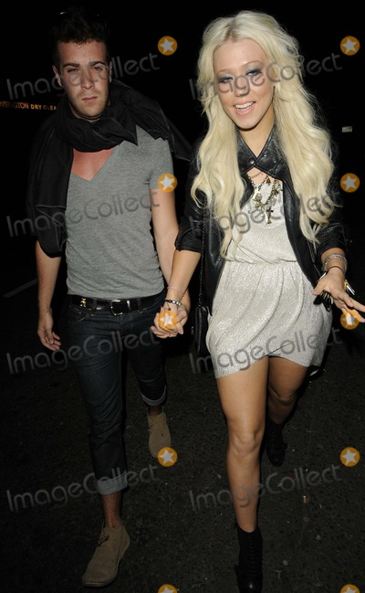 Amelia Lily Photo - London UK  300312Amelia Lily  from X Factor and partner at the Jamie Stevens 1st London Salon launch party held at Jamie Stevens in West Kensington30 March 2012Can NguyenLandmark Media