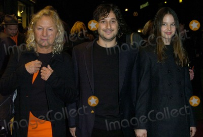 Agnes B Photo - LondonUK  Agnes B with director Harmony Korine and Rachel Korine  at the London Film Premiere of  their  film   Mister Lonely Odeon West End  Pallenberg and Fox are best known for their film roles in the Mick Jagger starring movie Performance in the late 1960s 26th October 2007 Can NguyenLandmark Media