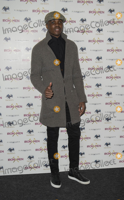 Genesis Photo - London UK Angelo Ogbonna at  the UK Premiere of Iron Men at the Mile End Genesis Cinema on March 2nd 2017 in London EnglandRef LMK386-63058-030317Gary MitchellLandmark Media WWWLMKMEDIACOM