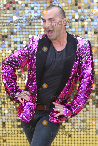 Louie Spence Photo - LondonUK  Louie Spence  at the Absolutely Fabulous The Movie  World Premiere at the Odeon Leicester Square 29th June 2016 RefLMK73-60777-300616 Keith MayhewLandmark Media WWWLMKMEDIACOM