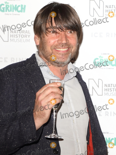 Alex James Photo - London UK Alex James at Natural History Museum Ice Rink Launch Party at the Natural History Museum Cromwell Road London on Wednesday 24 October 2018Ref LMK73-J2854-251018Keith MayhewLandmark MediaWWWLMKMEDIACOM