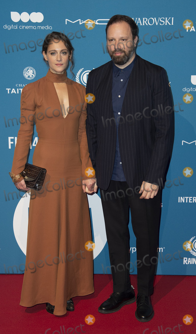 Ariane Labed Photo - London UK Ariane Labed and Yorgos Lanthimos at  the 21st British Independent Film Awards at Old Billingsgate on December 02 2018 in London EnglandRef LMK386-J3060-031218Gary MitchellLandmark MediaWWWLMKMEDIACOM