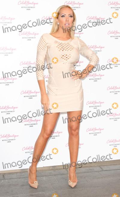 Aisleyne Horgan-Wallis Photo - London UK Aisleyne-Horgan-Wallis at Celeb Boutique store launch party at Westfield Stratford London July 25th 2013Ref LMK73-44778-260713Keith MayhewLandmark Media WWWLMKMEDIACOM
