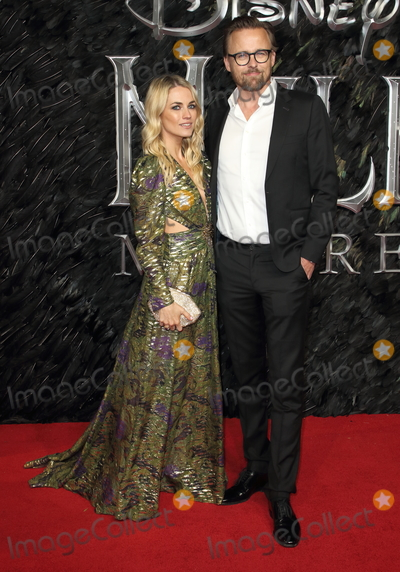 Amanda Hearst Photo - LondonUK Amanda Hearst and Joachim Ronning  at the Maleficent Mistress Of Evil European Premiere at the Odeon IMAX Waterloo London on Wednesday 9th October 2019RefLMK73-S2439-101019Keith MayhewLandmark Media WWWLMKMEDIACOM