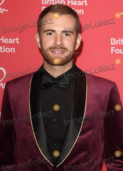 Richard Jones Photo - London UK  Richard Jones  at  British Heart Foundations Heart Hero Awards at the Underglobe Bankside 20th September 2019RefLMK73-S2370-210919Keith MayhewLandmark Media WWWLMKMEDIACOM
