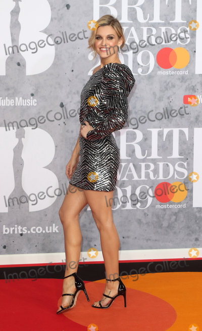 Ashley Roberts Photo - LondonUK Ashley Roberts   at The BRIT Awards 2019 at The O2 Peninsula Square London on 20th February  2019 RefLMK73-S2174-210219Keith MayhewLandmark MediaWWWLMKMEDIACOM
