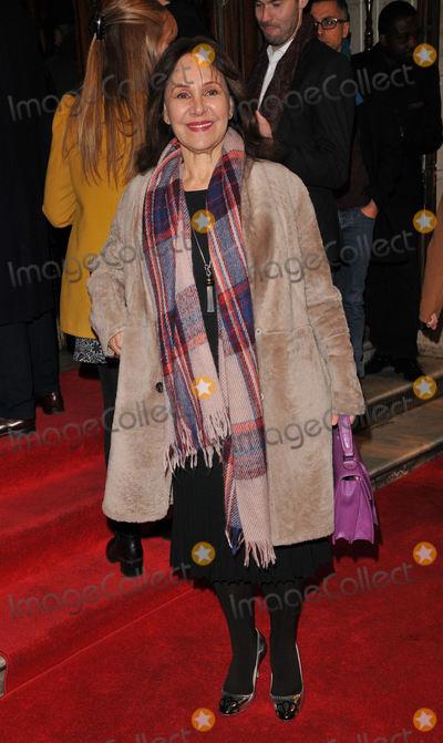 Arlene Phillips Photo - London UK  160216Arlene Phillips at the Mrs Henderson Presents press night Noel Coward Theatre St Martins Lane14 January 2016Ref LMK315-60207-170216Can NguyenLandmark MediaWWWLMKMEDIACOM