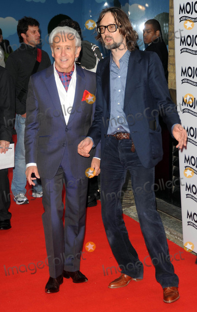 Tony Christie Photo - London UK   Tony Christie and Jarvis Cocker  at the 2010 Mojo Awards held at The Brewery10 June 2010Andy LomaxLandmark Media