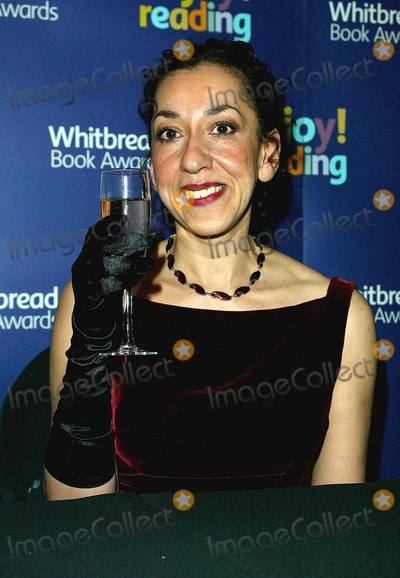 Andrea Levy Photo - London Andrea Levy nominated for her book Small Island at the Whitbread Book Of The Year Award 2004  at The Brewery25 January 2005Paul AshbyLandmark Media