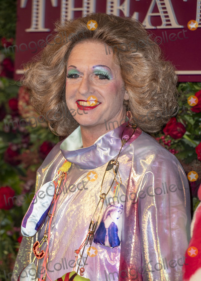 Grayson Perry Photo - London UK  Grayson Perry  at the 65th Evening Standard Theatre Awards London Coliseum London England on the 24tht November 2019Ref LMK386-J5854-251119Gary MitchellLandmark MediaWWWLMKMEDIACOM