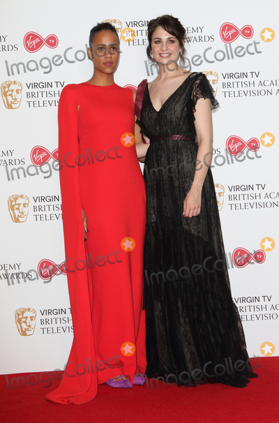 Jessica Raine Photo - London UK Jessica Raine and Zawe Ashton at Virgin TV British Academy Television Awards - Winners Room - at the Royal Festival Hall South Bank London on May 14th 2017Ref LMK73-J279-150517Keith MayhewLandmark Media WWWLMKMEDIACOM