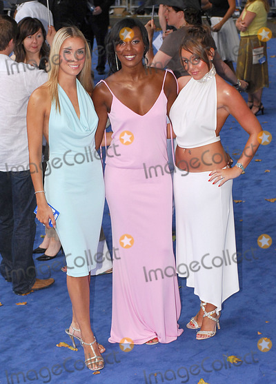 Kelli Young Photo London Uk Liberty X Arrive At The European Premiere Of New Film