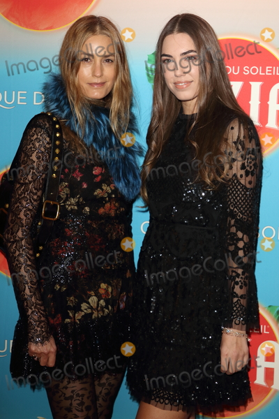 Amber Le Bon Photo - London UK Yasmin Le Bon and Amber Le Bon  at Cirque du Soleil Luzia Press Night at the Royal Albert Hall Kensington London on January 15th 2020Ref LMK73-J6034-160120Keith Mayhew Landmark MediaWWWLMKMEDIACOM