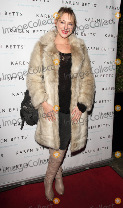 Ali Bastian Photo - London UK Ali Bastian  at the Karen Betts Gift of Confidence Launch Party at Vanilla London   25 th November  2013 LMK73-46026 -261113Keith MayhewLandmark MediaWWWLMKMEDIACOM