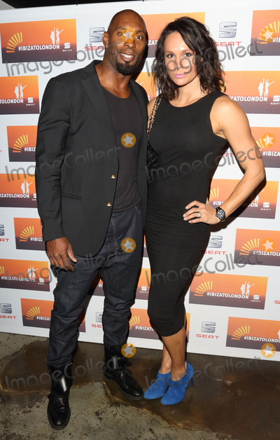 Jenny Pacey Photo - London UK Wayne Gordan and Jenny Pacey at Launch Party for the new Seat Ibiza at Carousel London on September 29th 2015Ref LMK73 -58305-300915Keith MayhewLandmark Media WWWLMKMEDIACOM