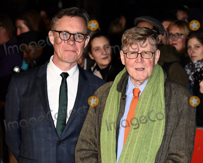 Alan Bennett Photo - London UK Alex Jennings and Alan Bennett   at London Film Festival Premiere of The Lady In The Van at Odeon Leicester Square London on Tuesday 13 October 2015Ref LMK392 -58357-141015Vivienne VincentLandmark Media WWWLMKMEDIACOM