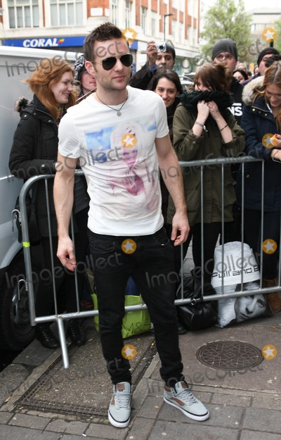 Harry Judd Photo - London UK  Harry Judd of McFly sighted at BBC Radio One 31st March 2011Evil ImagesLandmark Media