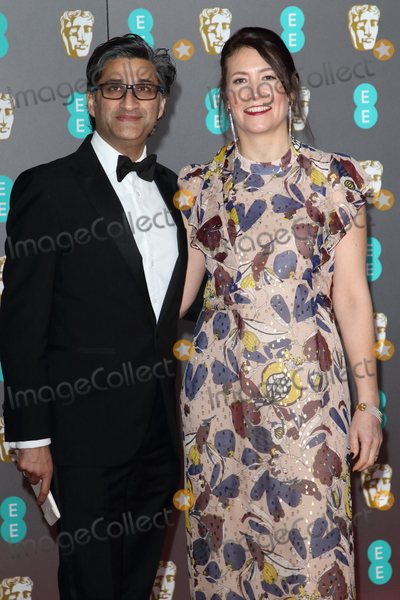 Asif Kapadia Photo - London UK  Asif Kapadia     atBAFTA British Academy Film Awards at the Royal Albert Hall London 2nd February 2020  RefLMK73-S2826-030220Keith MayhewLandmark Media WWWLMKMEDIACOM
