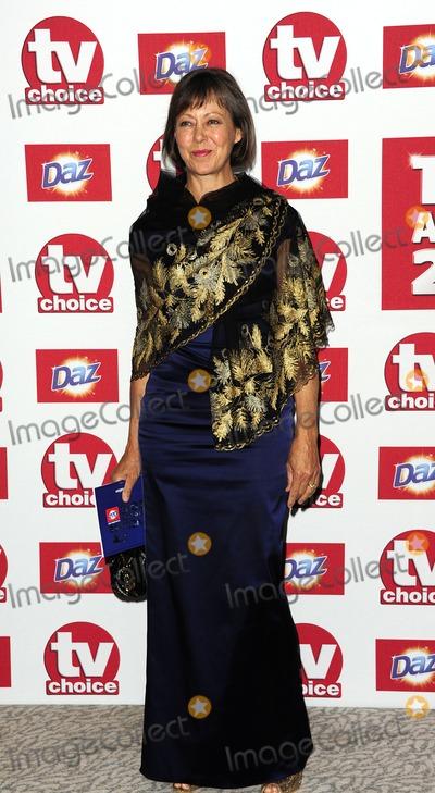 Jenny Agutter Photo - London UK Jenny Agutter at the TV Choice Awards - sponsored by Daz - Inside Arrivals at the Dorchester Hotel Park Lane 10th September 2012SydLandmark Media