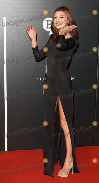 Albina Kireeva Photo - London UK Albina Kireeva at BFI Luminous Fundraising Gala at the Guildhall London on October 6th 2015 Ref LMK73-58333-071015Keith MayhewLandmark Media WWWLMKMEDIACOM