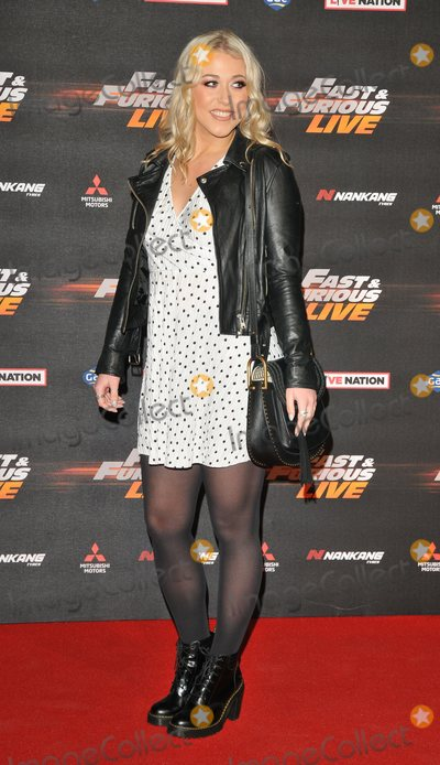 Amelia Lily Photo - LondonUK  Amelia Lily     at the Fast and Furious Live Global Premiere at the 02 Arena Peninsula Square 19th January 2018  RefLMK315-S1077-200118Can NguyenLandmark MediaWWWLMKMEDIACOM