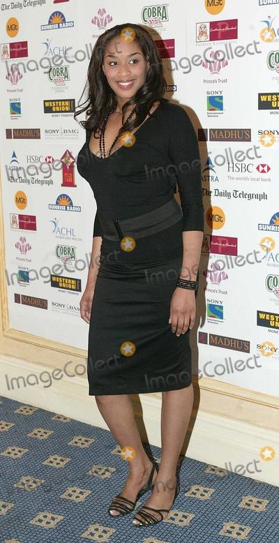 Keisha White Photo - London Keisha White at the Sony Entertainment Television Sports Personality of the Year 2005 Awards04 February 2006Steve BakerLandmark Media