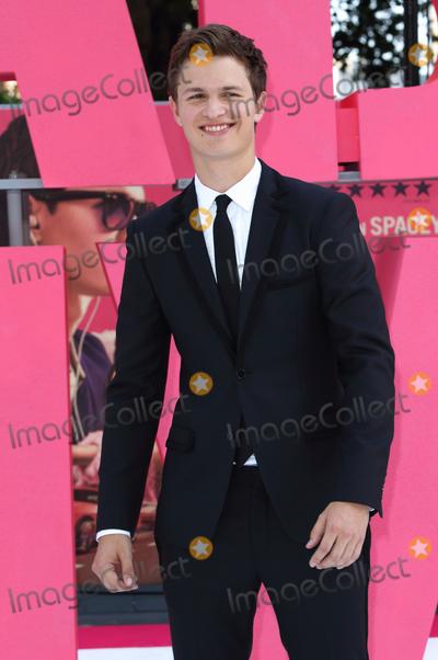 Ansel Elgort Photo - LondonUK Ansel Elgort at Baby Driver European Premiere Cineworld Leicester Square 21st June 2017Ref LMK73-MB270-220617Keith MayhewLandmark MediaWWWLMKMEDIACOM