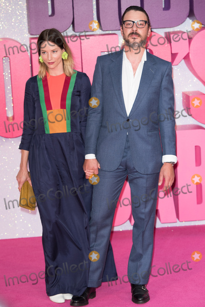 Sienna Guillory Photo - London UK Sienna Guillory and partner Enzo Cilenti  at The World Premiere Of Bridget Joness Baby at Odeon at Leicester Square London England UK on Monday 5 September 2016Ref LMK370-61043-060916Justin NgLandmark MediaWWWLMKMEDIACOM