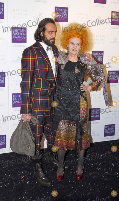 Andreas Kronthaler Photo - London UK Andreas Kronthaler and Vivienne Westwood at the British Fashion Awards held at Lawrencce Hall in Westminster27 November 2007Morgan ODonovanLandmark Media