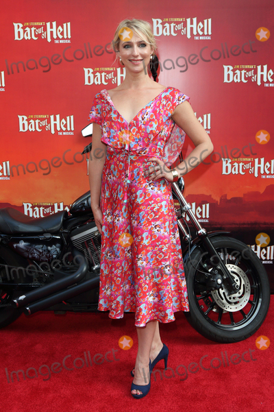 Ali Bastian Photo - LondonUK    Ali Bastian  at the Bat Out of Hell - press night at the London Coliseum St Martins Lane London on Tuesday 20 June 2017RefLMK373-S370-210617Keith MayhewLandmark Media WWWLMKMEDIACOM