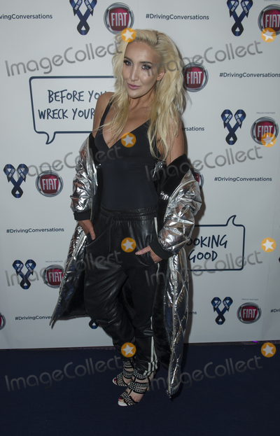 Alexis Knox Photo - London UK Alexis Knox at The One For The Boys Charity Event Masquerave sponsored by Fiat The Troxy London Britain 30 April 2016Event was Sponsored by FIATFIAT has partnered with One For The Boys a cancer awareness campaign aimed specifically at men The DrivingCoversations campaign aims to get men talking about male cancers and is driven by insight that men do not find it comfortable talking generally about personal issues but the one place they do feel comfortable talking is in the car To support the campaign FIAT and One For The Boys are urging the public and celebrities to join in the conversation about mens health issues on social media using the hashtag DrivingConversations Please show your support by ensuring FIAT is a part of your story that is pitched in  pictures syndicatedRef LMK386-60244-060516Gary MitchellLandmark Media WWWLMKMEDIACOM