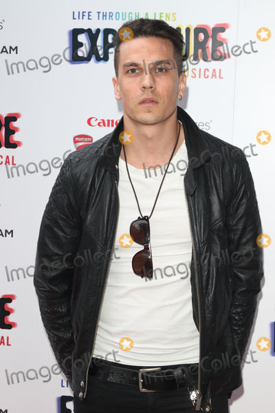 Aaron Sidwell Photo - LondonUK Aaron Sidwell at Exposure the Musical Life Through a Lens Gala performance at the St James Theatre London 4th August 2016 RefLMK73-61248-050816  Keith MayhewLandmark Media WWWLMKMEDIACOM