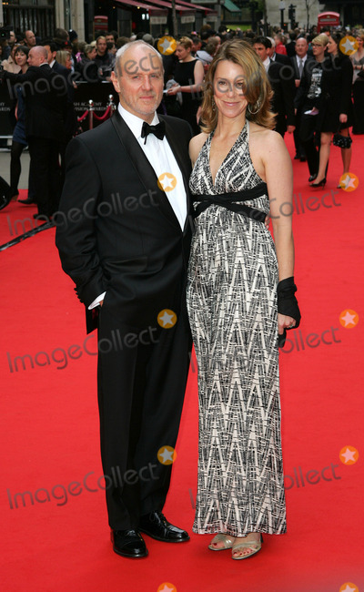 Alan Dale Photo - London UK Alan Dale (ex-Neigbbours TV star and now in Ugly Betty ) and wife Tracey  at the  BAFTA Television Awards at the London Palladium Theatre London 20th April 2008 Keith MayhewLandmark Media