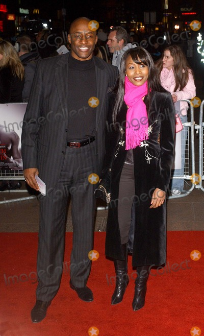 John Fashanu Photo - London John Fashanu at the premiere of Get Rich or Die Trying held at the Empire Leicester Square17 January 2006Eric BestLandmark Media