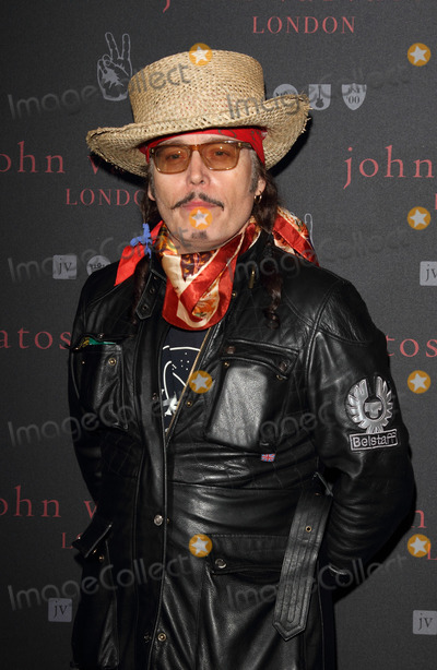 Adam Ant Photo - London UK Adam Ant at John Varvatos London store launch party in Conduit Street London on September 3rd 2014Ref LMK73-49480-040914Keith MayhewLandmark Media WWWLMKMEDIACOM