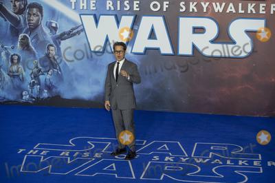 JJ Abrams Photo - London UK JJ Abrams  at the European Premiere of Star Wars The Rise of Skywalker at Cineworld Leicester Square on December 18 2019 in London EnglandRef LMK386-J5951-201219Gary Mitchell Landmark Media  WWWLMKMEDIACOM