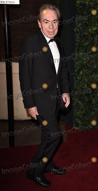 Andrew Lloyd Webber Photo - London UK Sir Andrew Lloyd Webber at The Evening Standard Theatre Awards at The Old Vic The Cut London on Sunday 13 November 2016Ref LMK392-62745-141116Vivienne VincentLandmark Media WWWLMKMEDIACOM