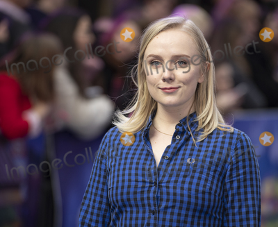 Alexa Davies Photo - London UK Alexa Davies at the Onward UK Premiere at The Curzon Mayfair on February 23 2020 in London EnglandRef LMK386-J6267-250220Gary MitchellLandmark MediaWWWLMKMEDIACOM