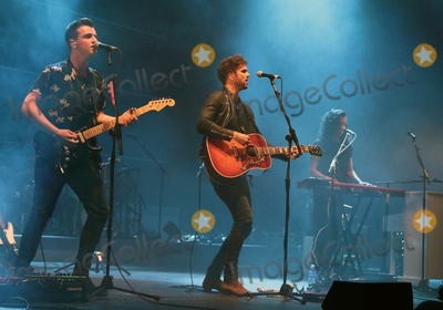 Andy Brown Photo - London UK Andy Brown (R)  - Live in concert at the Royal Albert Hall Kensington The former front man with Lawson is launching a new solo career as a country singer  18th May 2018 Ref LMK73-S1351-190518Keith MayhewLandmark Media WWWLMKMEDIACOM