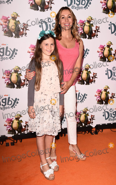 Sophie Blake Photo - LondonUK  Sophie Blake and Maya   at Digby Dragon World Premiere held at The Conservatory Barbican Centre London 2nd July 2016  RefLMK392-60800-030716  Vivienne VincentLandmark Media WWWLMKMEDIACOM