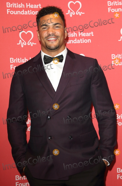 Anthony Ogogo Photo - London UK  Anthony Ogogo at  British Heart Foundations Heart Hero Awards at the Underglobe Bankside 20th September 2019RefLMK73-S2370-210919Keith MayhewLandmark Media WWWLMKMEDIACOM