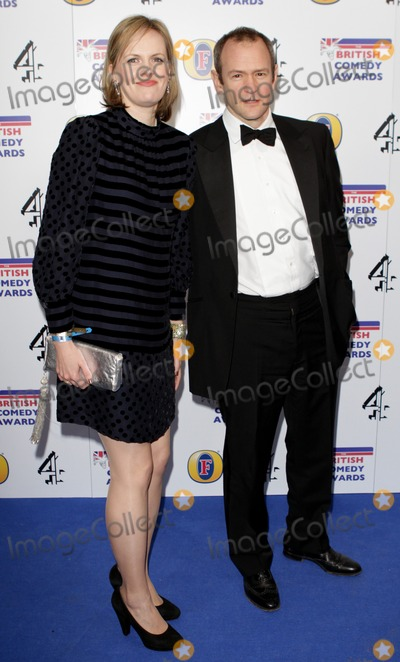 Alexander Armstrong Photo - London UK Alexander Armstrong and wife Hannah Snow   at the 2011 British Comedy Awards Indigo 02 Arena 22nd January 2011 Evil ImagesLandmark Media