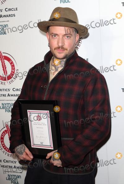Jamie Sal Photo - LondonUK  Jamie Lloyd at The Critics Circle Theatre Awards held at The Prince of Wales Theatre London11 February 2020Ref LMK73-MB6001-120220Keith MayhewLandmark Media WWWLMKMEDIACOM
