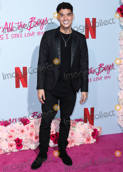 Alex Wassabi Photo - HOLLYWOOD LOS ANGELES CALIFORNIA USA - FEBRUARY 03 Alex Wassabi arrives at the Los Angeles Premiere Of Netflixs To All The Boys PS I Still Love You held at the Egyptian Theatre on February 3 2020 in Hollywood Los Angeles California United States (Photo by Xavier CollinImage Press Agency)