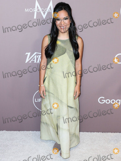 Ali Farka Tour Photo - BEVERLY HILLS LOS ANGELES CALIFORNIA USA - OCTOBER 11 Actress Ali Wong arrives at Varietys Power Of Women Los Angeles 2019 held at The Beverly Wilshire Hotel (A Four Seasons Hotel) on October 11 2019 in Beverly Hills Los Angeles California United States (Photo by Xavier CollinImage Press Agency)