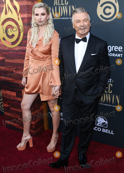 Alec Baldwin Photo - BEVERLY HILLS LOS ANGELES CALIFORNIA USA - SEPTEMBER 07 Ireland Baldwin and Alec Baldwin arrive at the Comedy Central Roast Of Alec Baldwin held at the Saban Theatre on September 7 2019 in Beverly Hills Los Angeles California United States (Photo by David AcostaImage Press Agency)
